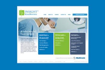 Thiết kế website phòng khám -dịch vụ sức khỏe