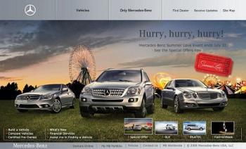 Thiết kế website ô tô – xe máy