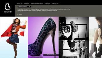 Thiết kế website bán giày dép chuyên nghiệp