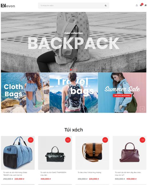 Thời trang – túi xách